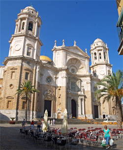 Cadiz and the Americas, city tour