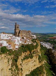 white village experience Cadiz