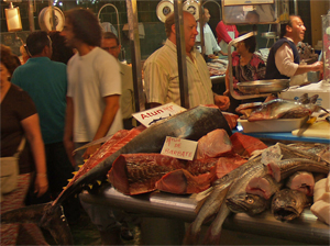Tuna experience Cadiz