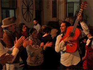 flamenco experience Cadiz