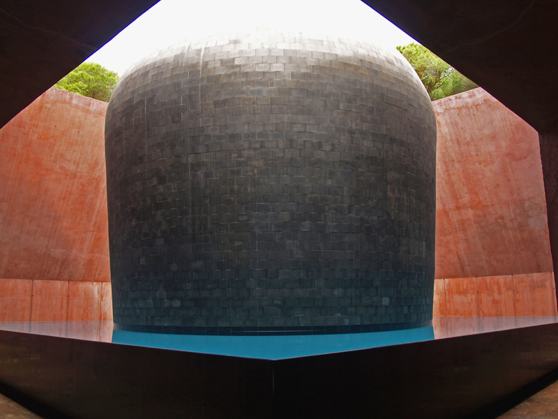 James Turrell in Cadiz