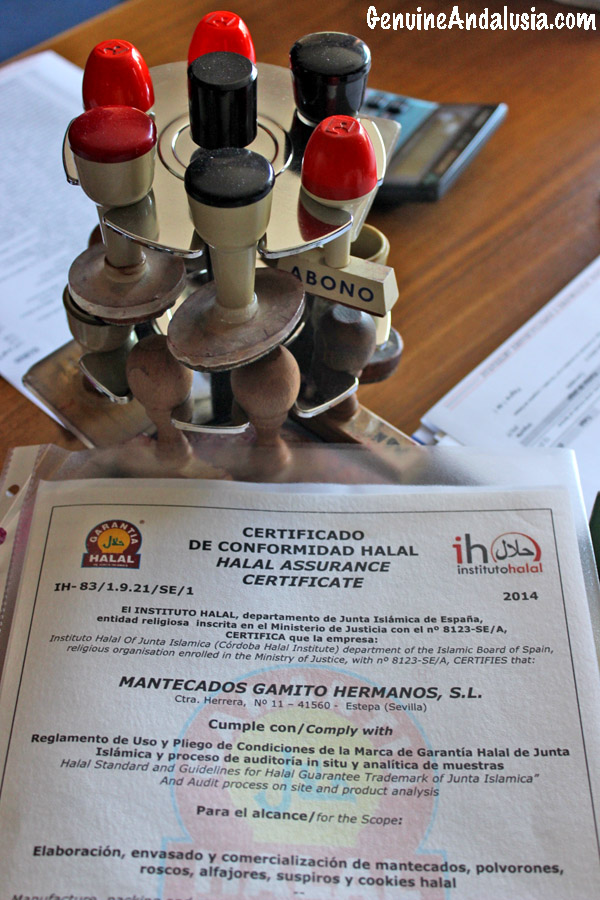 halal certification andalusia