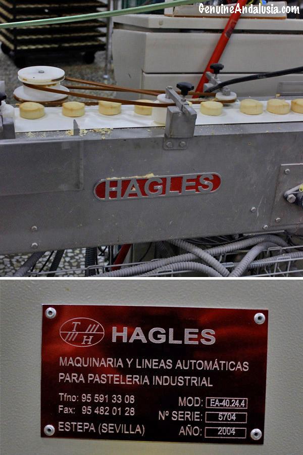 machinery in Estepa