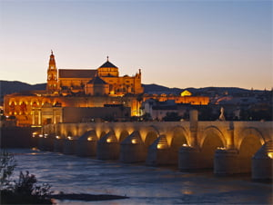 Great Mosque of Cordoba. 9-day itinerary of Andalusia