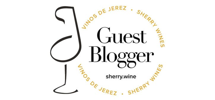 Logo of Sherry Wines Bloggers Genuine Andalusia