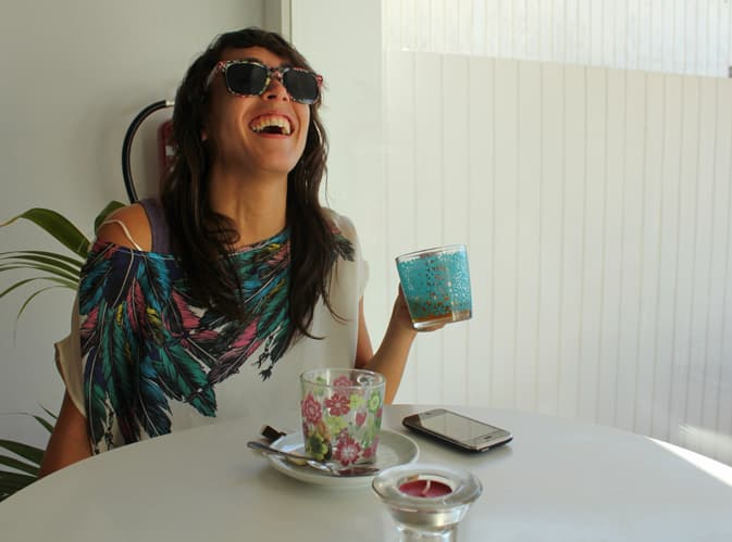 Marie English Woman living in Cadiz