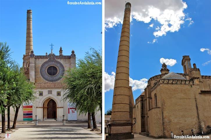 Monastery of la Cartuja, Seville. Spain