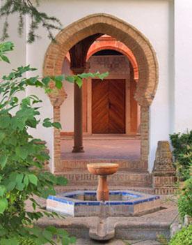 Moorish Architecture in Ronda Spain