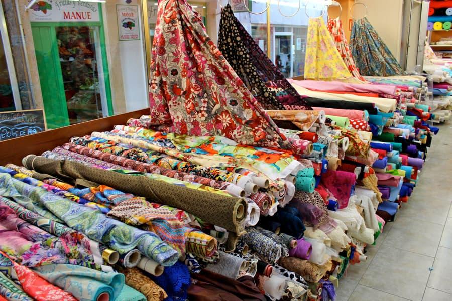 fabric designs for flamenco dresses