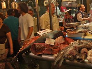 Red Tuna in Cadiz
