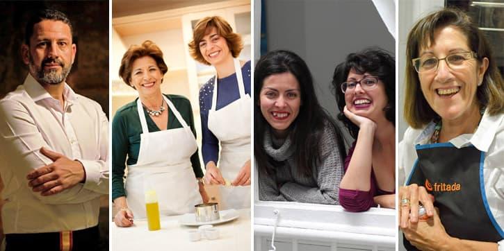 Cadiz food tour with 5 local food bloggers