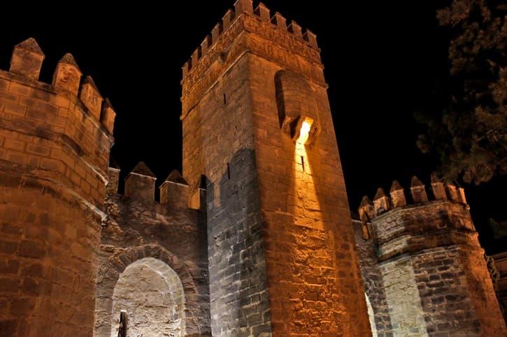 Castle of San Marcos. Sherry Educator Course venue