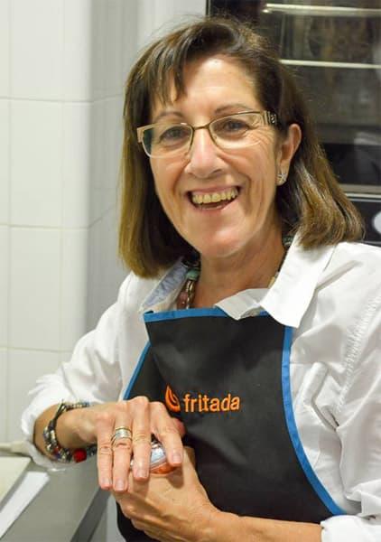 Lola Lopez. Food blogger from Cadiz